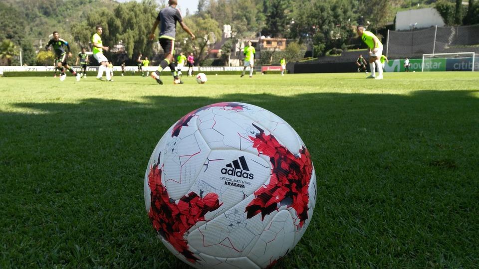 8af980ab929 Adidas Camp Ball Football Soccer Field Mexico - Craft Beer Joe